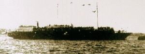 """Okręt """"Struma"""" 1941/1942 rok"""
