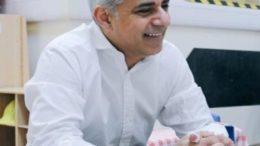 Sadiq Khan, fot. twitter.com/SadiqKhan