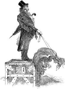 13.Rothschild jako sęp, Frankfurt 1840 rok.