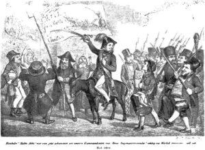 15.Emancypacja Żydów w Lipsku, 1848 rok.