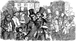 17.Spekulanci giełdowi, 1851 rok.
