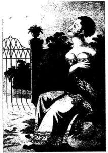 7.Modna Żydówka, 1820 rok.