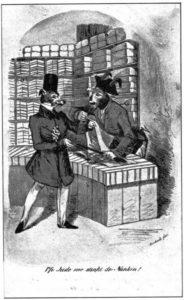8.Żyd oszust, Berlin 1830 rok.