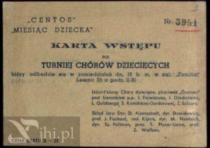 Zdjęcie ze zbiorów Żydowskiego Instytutu Historycznego