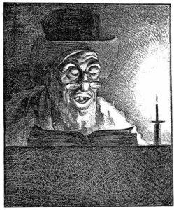 21.Stary Żyd, 1871 rok.