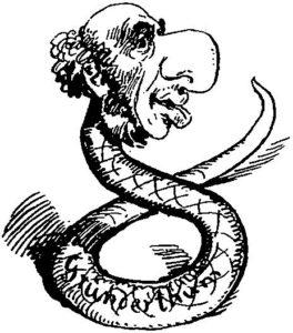 23.Żydowski wąż (brak daty i miejsca wydania).