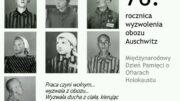 Screen z filmu przygotowanego przez IPN z okazji rocznicy wyzwolenia Auschwitz