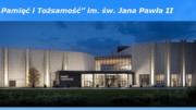 muzeum Pamięć i Tożsamość, screen strony