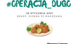 Falafel i historia - operacja Dugo, Warszawa 2021
